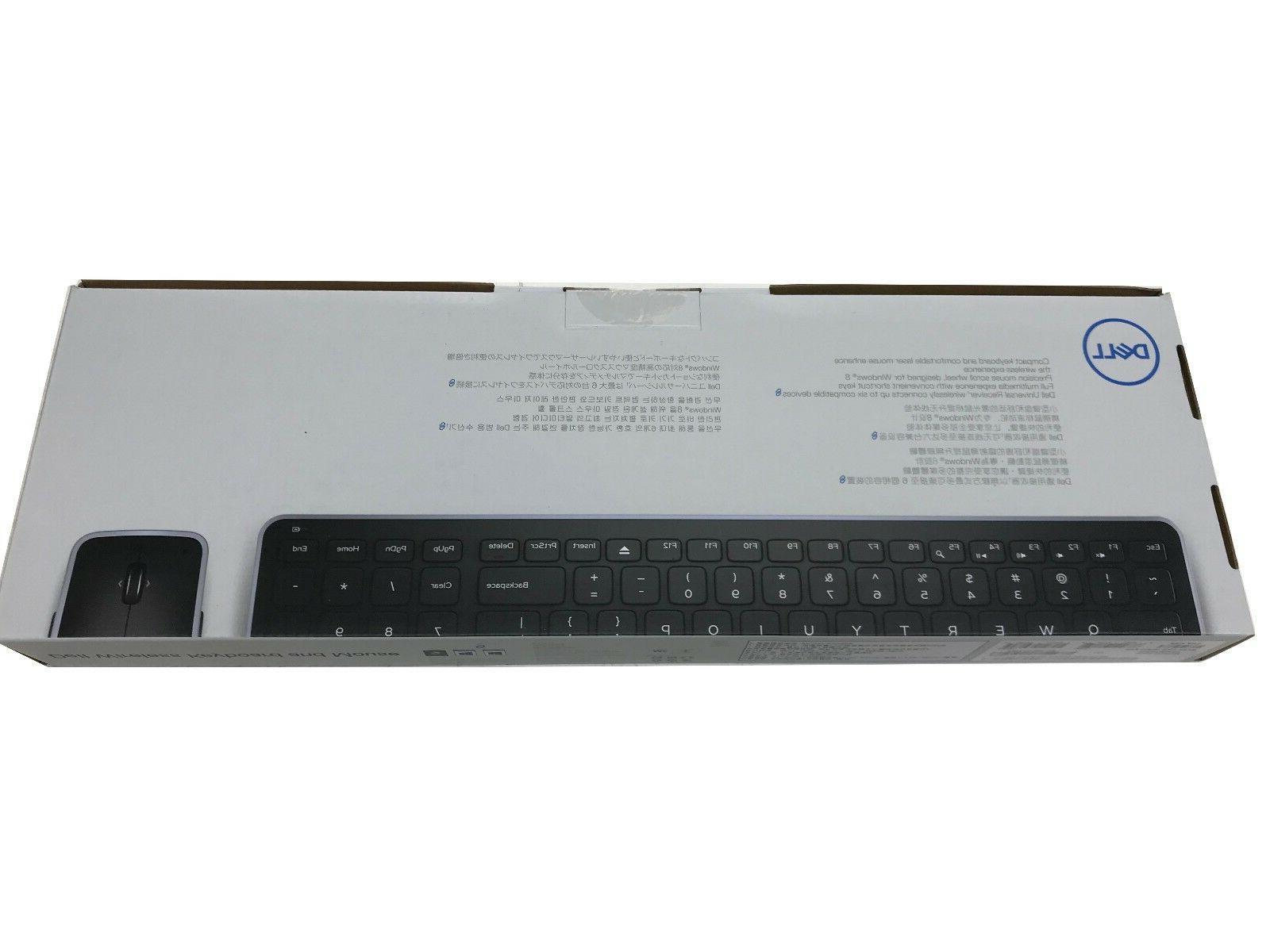 NEW Keyboard and Mouse KM714 -KM714-BK-US