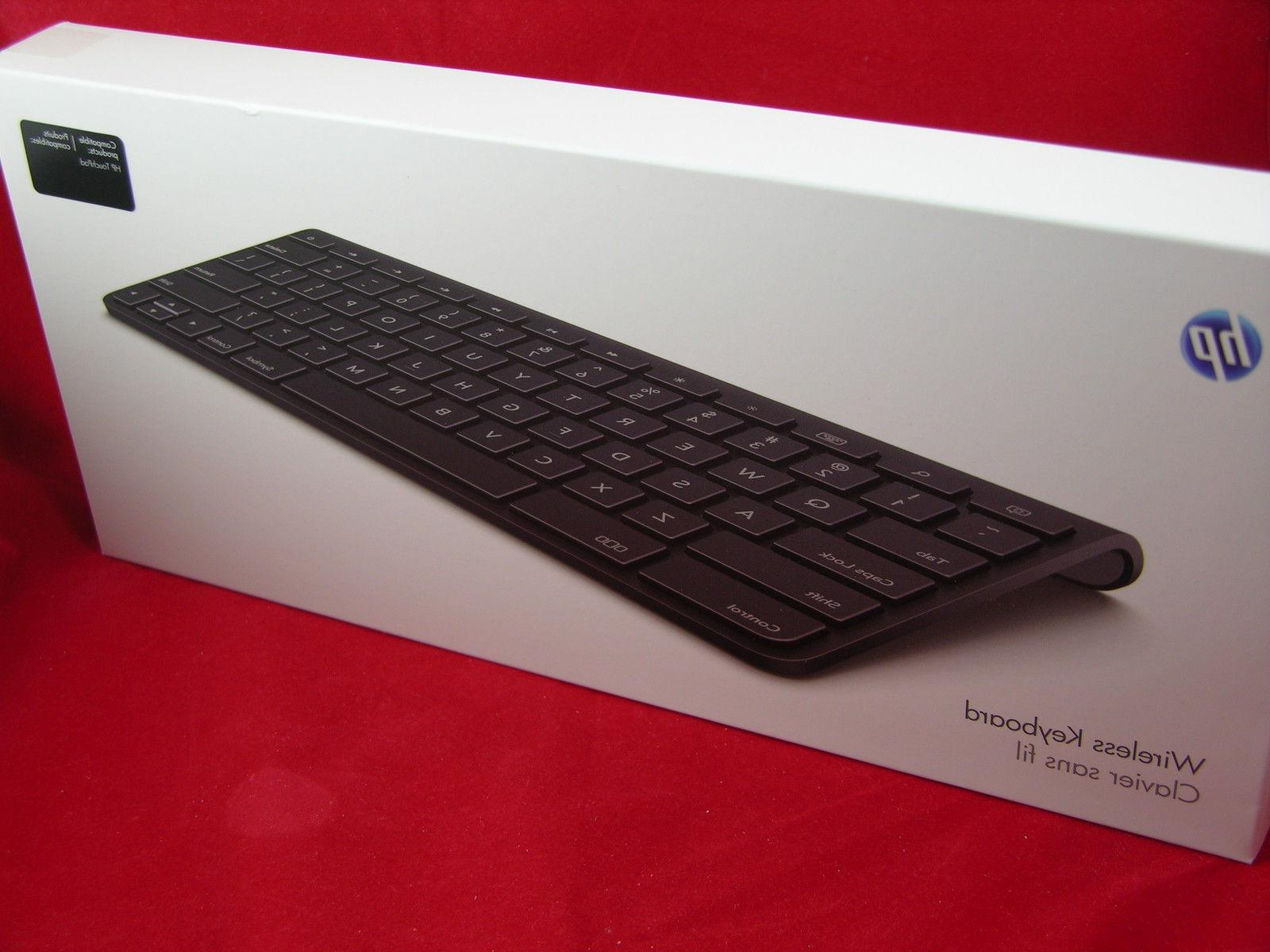 New HP Genuine Official BLUETOOTH Wireless Keyboard for Touc