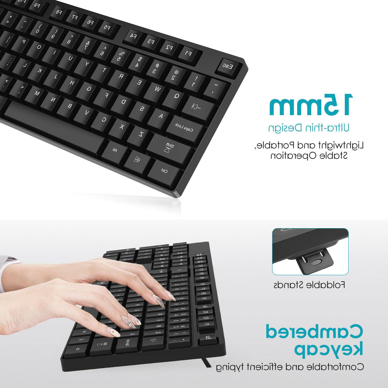 Philips 2.4G USB Keyboard for Desktop Laptop