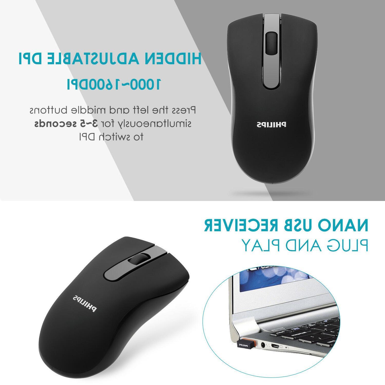 Philips 2.4G Keyboard for Desktop