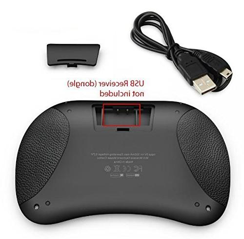 Rii Mini Wireless Touchpad for 360, PS3, Android TV Box,