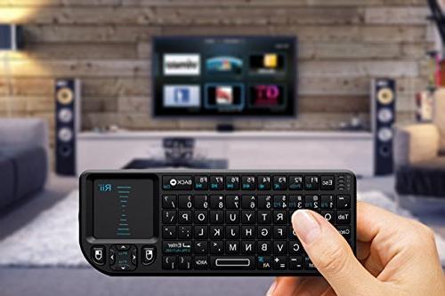 Rii Mini Remote Control, Black