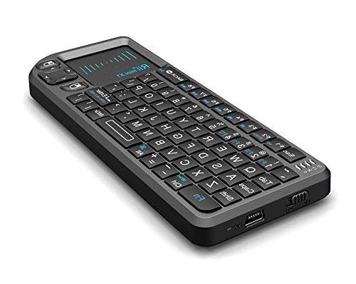 Rii Mini Keyboard Mouse