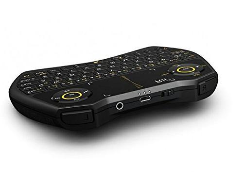 Rii GHz Wireless Voice Keyboard PC,