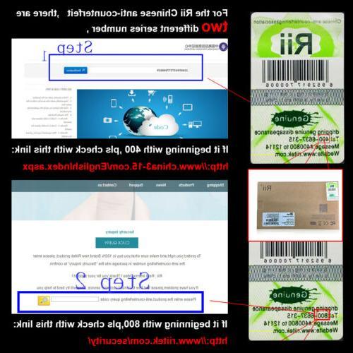 Rii i8+ Mini 2.4Ghz Wireless Keyboard Xbox 360