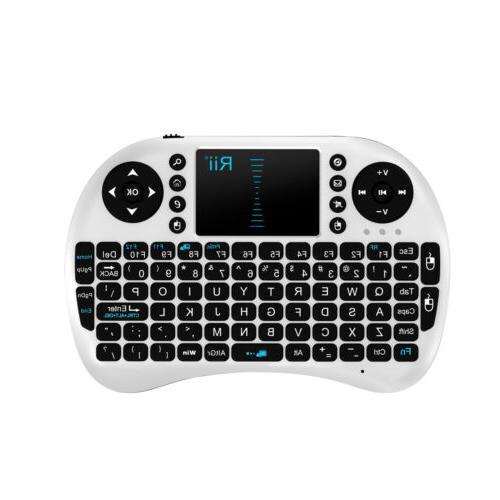 Rii Wireless Keyboard For Kodi Xbox 360