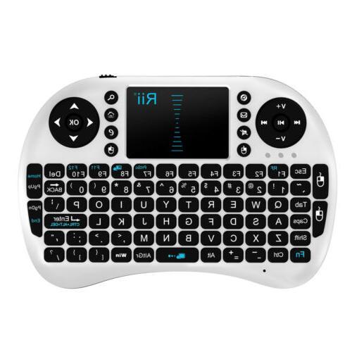 Rii i8+ Wireless Touchpad For Kodi Raspberry 2 Xbox