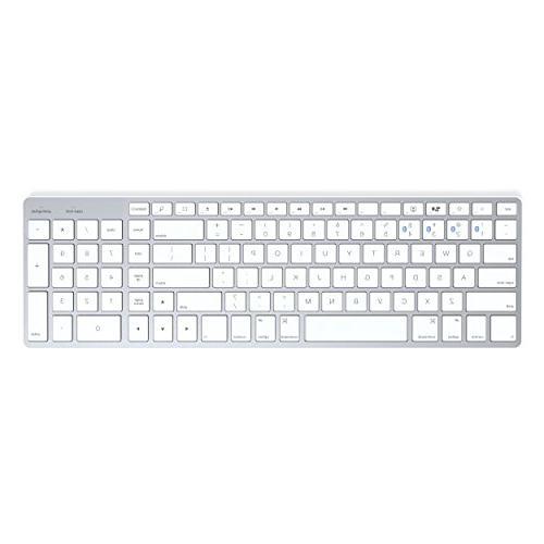Satechi Bluetooth Wireless Smart Keyboard with 4-Device Sync