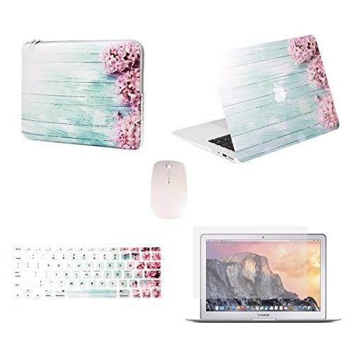TOP CASE - 5 in 1 Bundle Deal Air 13-Inch Vibrant Summer Gra
