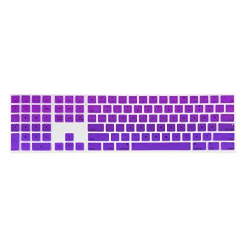 TOP CASE - Faded Ombre Ultra Thin Silicone Soft Keyboard Cov