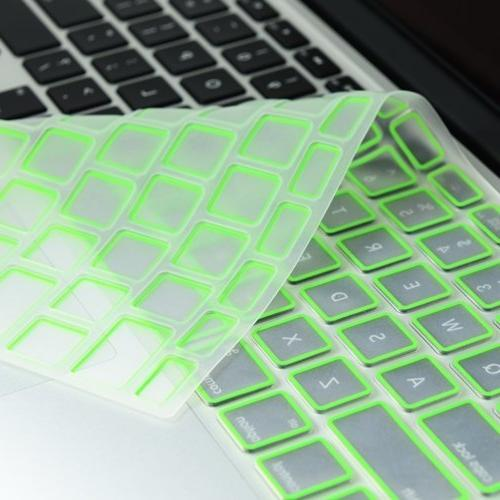 TOP CASE - Silicone Keyboard Cover Skin for Macbook Unibody