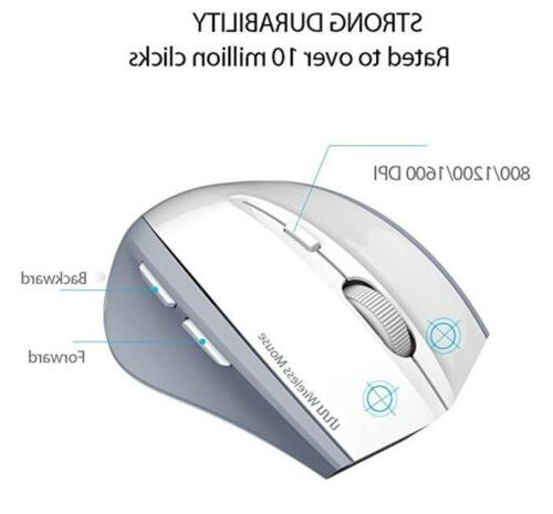 UHURU Keyboard & Mouse Combo Wireless NIOB