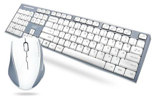 UHURU 2.4GHz Wireless Keyboard & Mouse Wireless