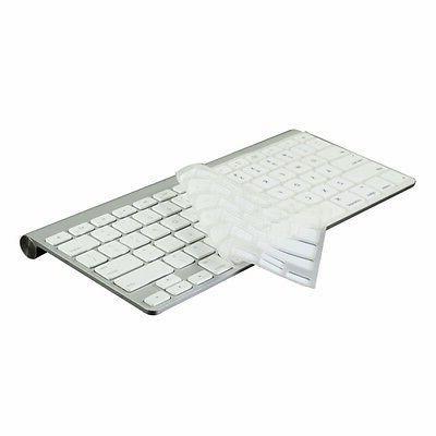 WHITE Silicone Skin for APPLE Wireless Keyboard