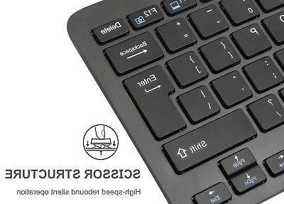 Wireless Keyboard Slim For Android Tablet PC