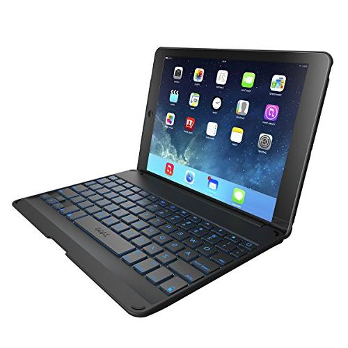 ZAGG Case with Backlit iPad