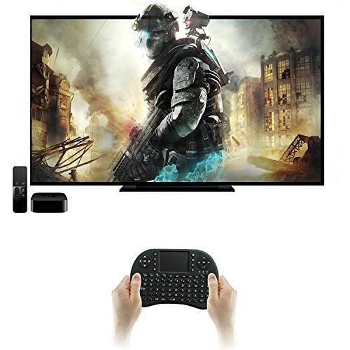ANEWKODI I8 Multi-media Portable Keyboard with Touchpad for