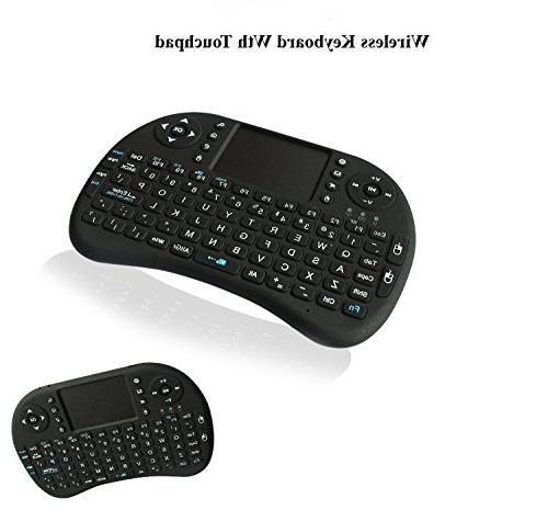ANEWKODI I8 2.4GHz Portable Keyboard for PC