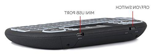 OEM Keyboards Mini 2.4Ghz Wireless for