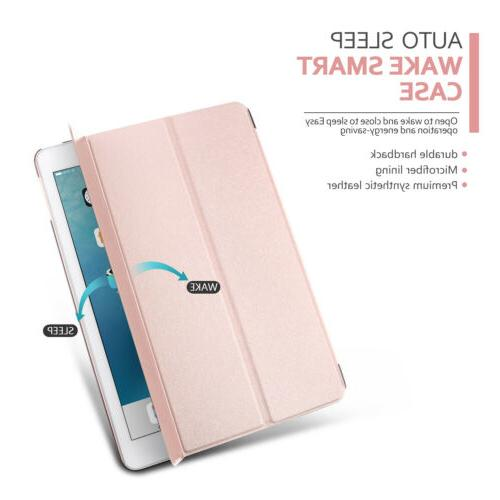 """For iPad 12.9"""" 2017/2015 Leather Cover +Backlit Keyboard"""