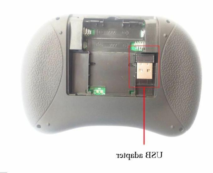BACKLIGHT Mini Wireless i8 with for TV SNU