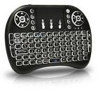 Backlit Mini i8 2.4G Wireless keyboard Touchpad For Android