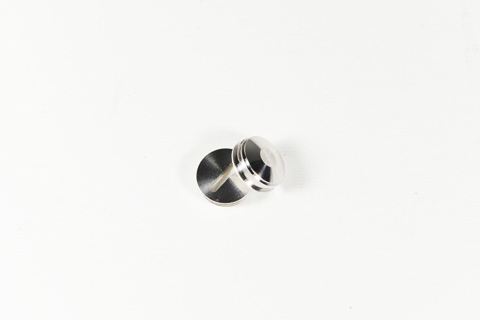 Original screw cap/cover for keyboard