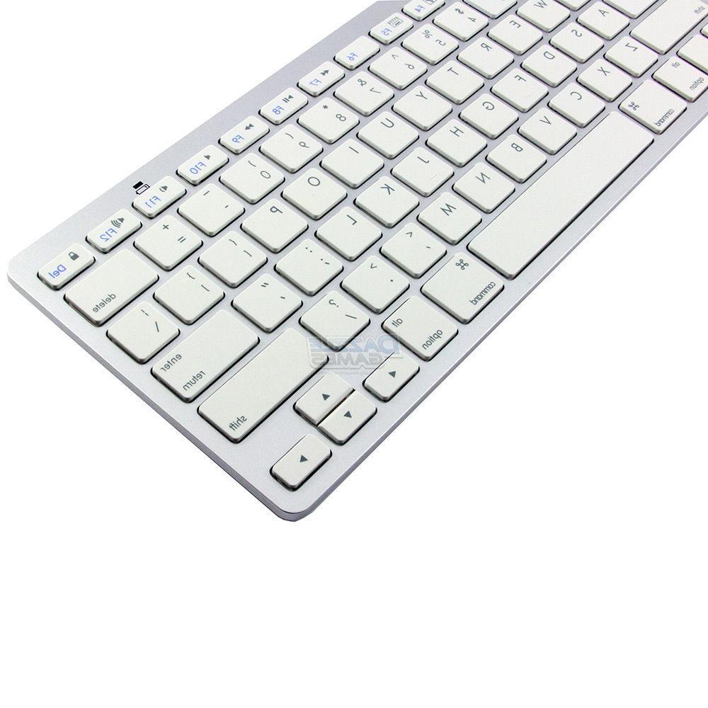 Bluetooth Keyboard for 2 4 Computer Macbook