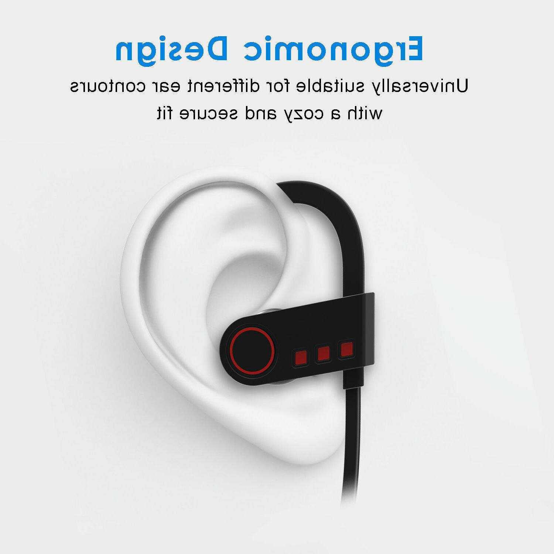 JETech Bluetooth Headphones Sport Stereo