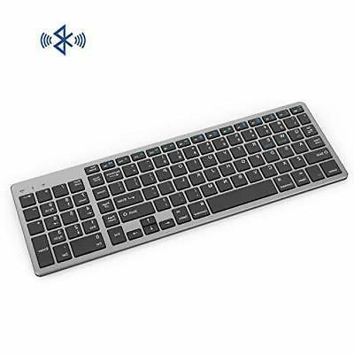 Bluetooth Vive Comb Rechargeable Portable Wireless Keyboard