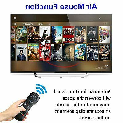 2.4G Wireless Air Mouse Mini Remote