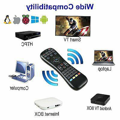 2.4G Wireless Mini PC TV Remote Control