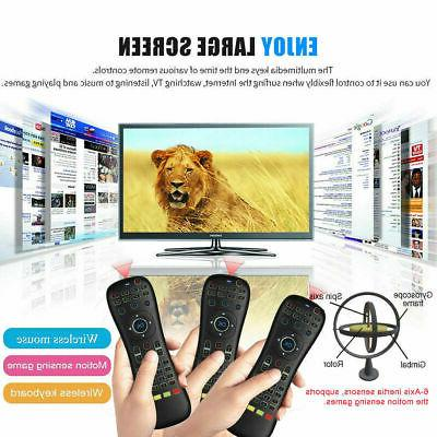 2.4G Air Mouse for Mini TV Remote Control
