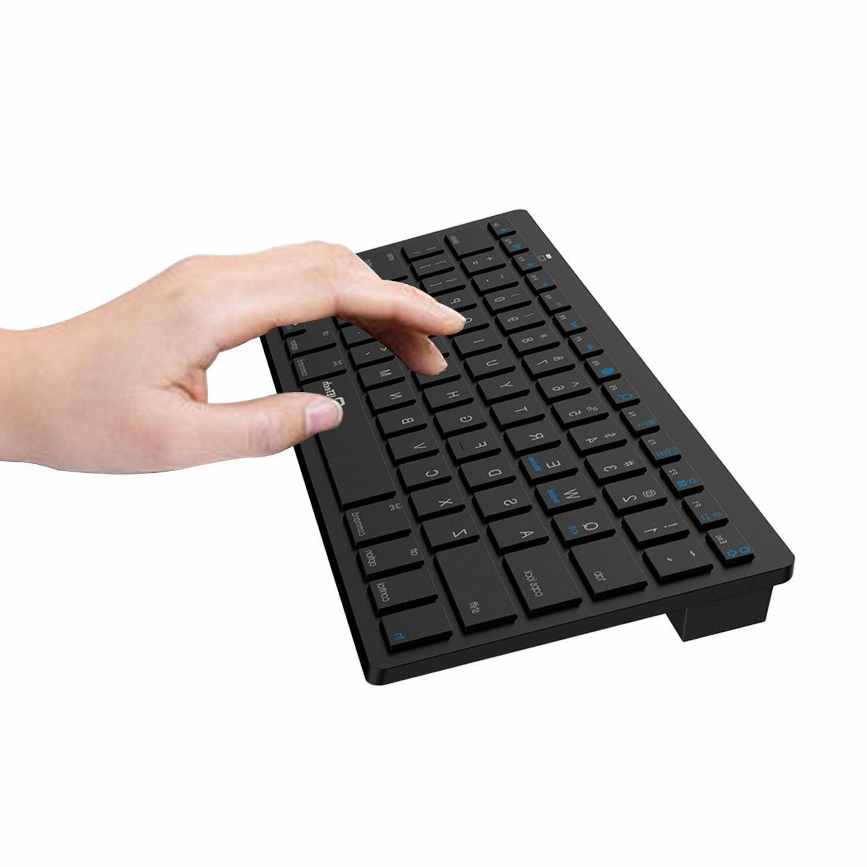 JETech Bluetooth Wireless Keyboard for iPhone, iPad Air, iPad