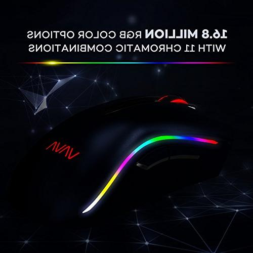 VAVA Gaming with 16.8 Million Color with Right Handed Design