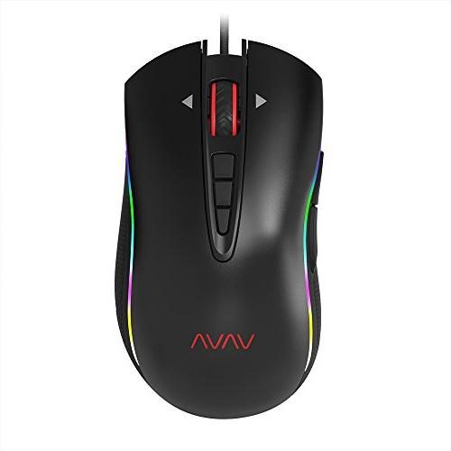 chroma gaming mouse