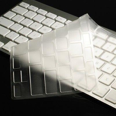 clear tpu keyboard skin