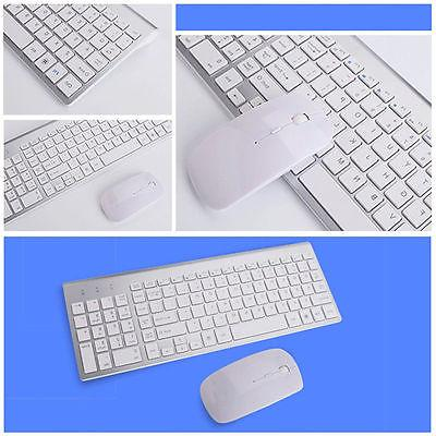 colorful wireless keyboard mouse kit for laptop