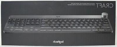 craft advanced wireless keyboard with creative input