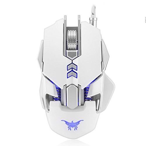cw50 wired optical gaming mouse