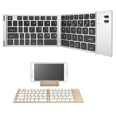 DICTOPRO Best Bluetooth Keyboard Folding