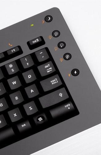 Logitech Edge Keyboard