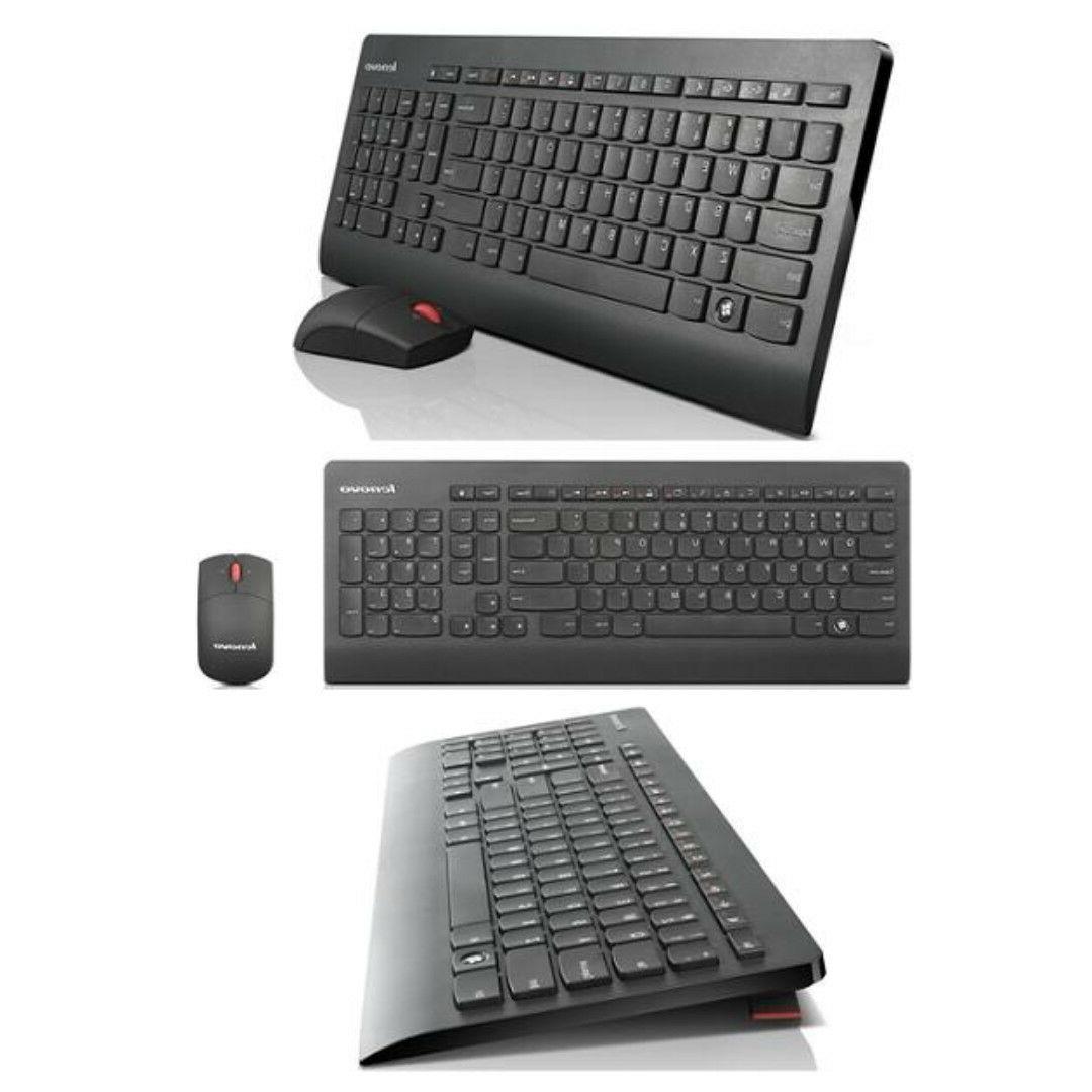 Lenovo Wireless & Mouse Combos, KBRF3971