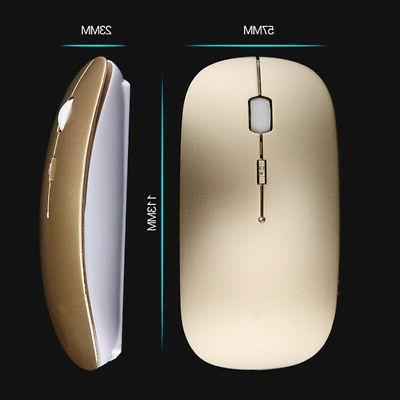 With Mice Set Laptop