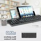 FD IK6650 Multi-Platform Wireless Bluetooth Keyboard 96 Keys