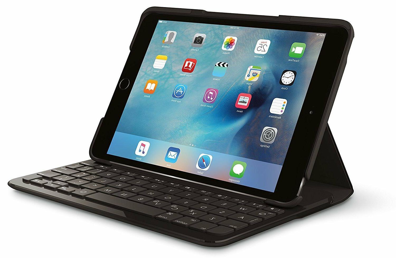 Logitech Focus Wireless Ultrathin Keyboard Folio Case iPad M