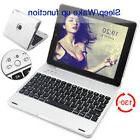 Foldable Wireless Bluetooth Keyboard Case Cover With Power B