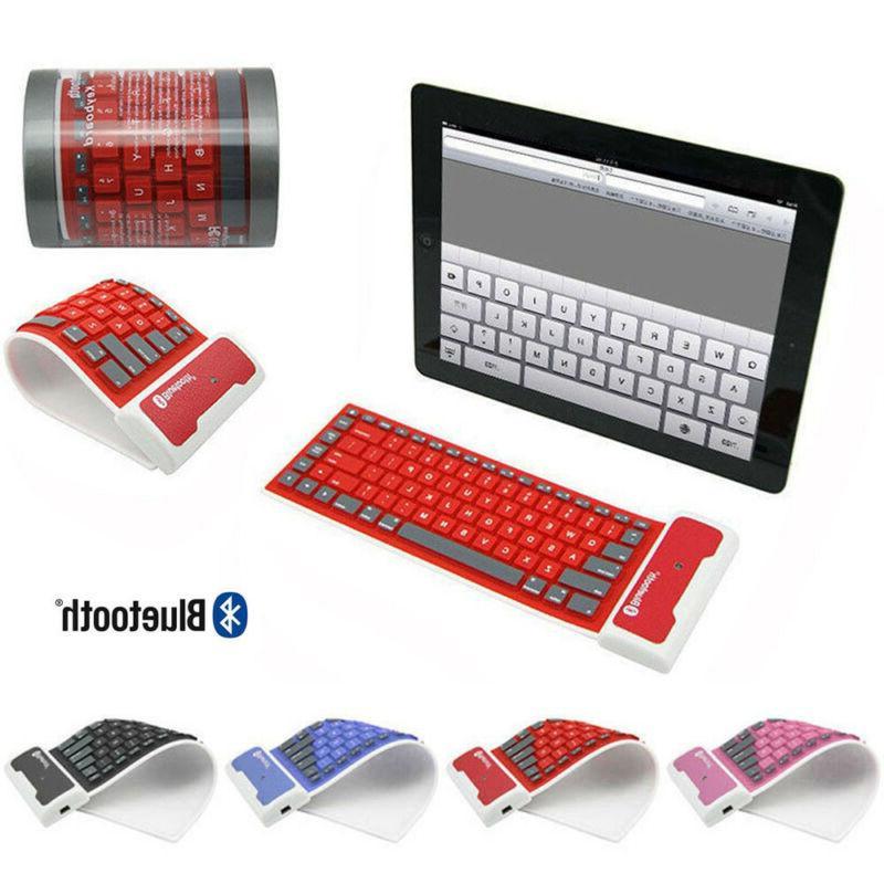 Foldable Wireless Waterproof Flexible PC