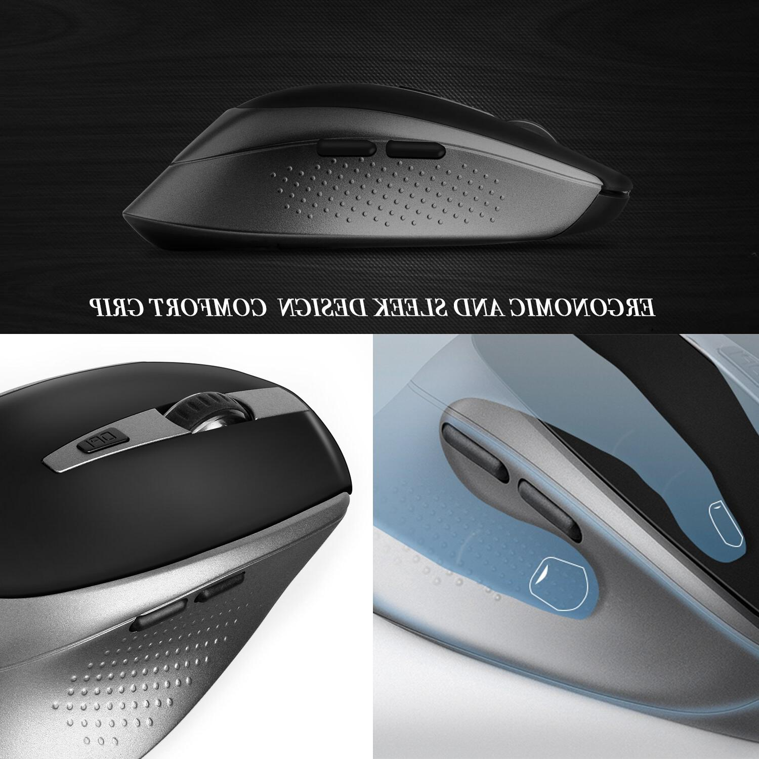 <font><b>JOYACCESS</b></font> and Mause Silent <font><b>Keyboard</b></font> and Mouse for Laptop