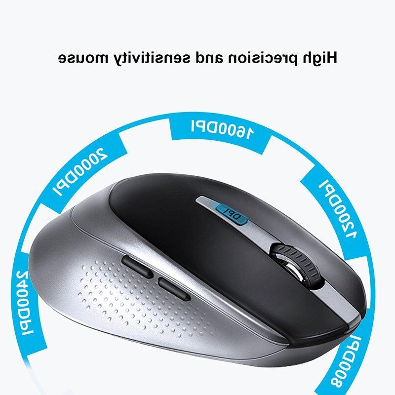 <font><b>JOYACCESS</b></font> Russian Mouse Set PC Mause Silent <font><b>Keyboard</b></font> 2.4G for